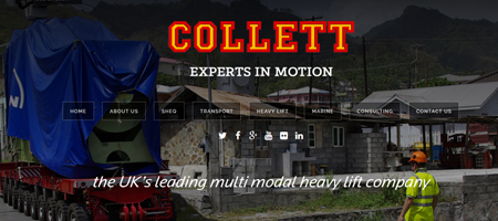 Introducing the New Collett Website